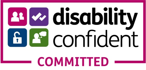 disability confident badge